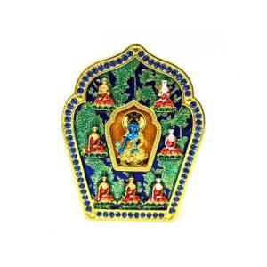Medicine Buddha and The 7 Sugata Gau for Good Health1