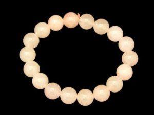 Natural Rose Quartz 10mm Bracelet1