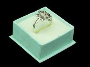 Oxidized Silver Tortoise Ring For Longevity1