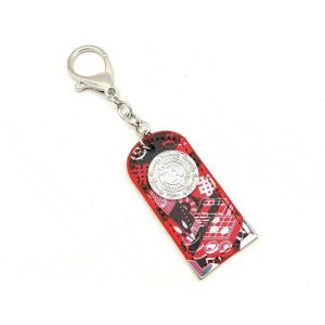 Scholastic Amulet Keychain (Red)1