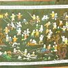 Silk Embroidered Picture Of Hundred Children - Flying Kites3