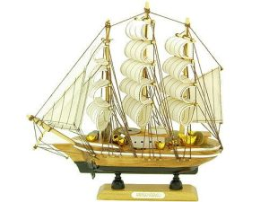 Wealth Sailing Ship For Wealth Accumulation (M)1