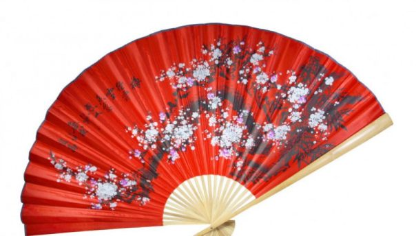 Feng Shui Fan Chinese Culture Symbolism