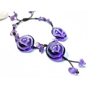 Amethyst-Rose-Adjustable-Crystal-Bracelet1