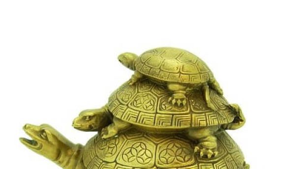 Tortoise (or Turtle) symbol in Feng Shui
