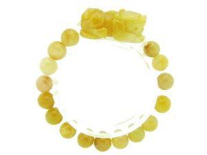 Yellow Jasper Pi Yao 10Mm Yellow Jasper Bracelet