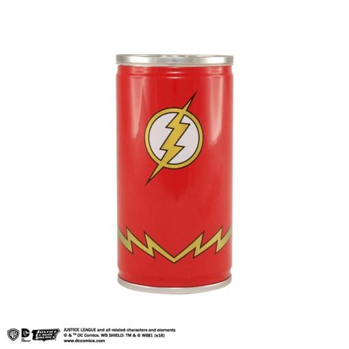 DC 特製版正義聯盟 PowerCan 行動電源(閃電俠) - DC PowerCan 800x800 閃電俠