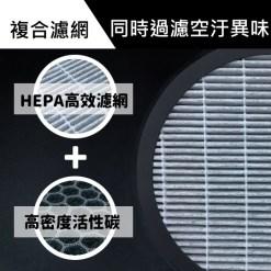 【優惠大全配】BRISE M1 車用空氣清淨機 - brise m1 濾網