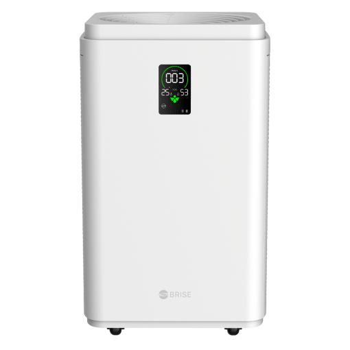 【限時單機優惠】BRISE C600 智慧空氣清淨機 (台灣醫師共同研發) - C600 render