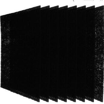 BRISE C600 活性碳前置濾網-Breathe Carbon (8片裝) - 24.C600 filter carbon e1604555457218