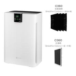 3倍振興券優惠商品 - C360活性碳濾網套組