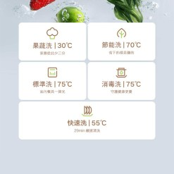 【早鳥優惠】VIOMI 雲米互聯網免安裝洗烘碗機(VDW0401) - 5226e9287ae4afdb905c6b34ec81024b