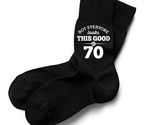 70th Birthday Gifts For Men Socks Looking Good At 70 1948 Vintage