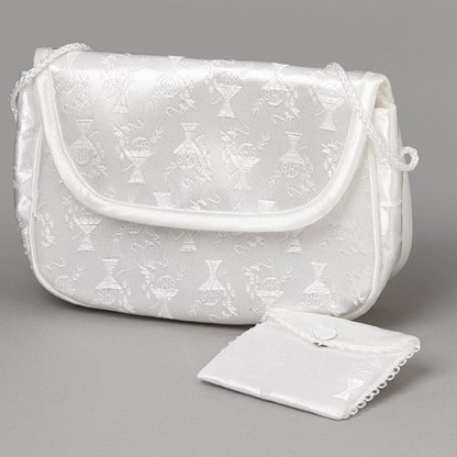 Purse and Rosary Case First Communion