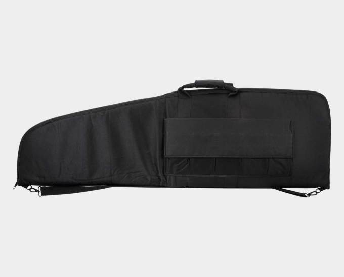 52in x 16in Sniper Rifle Case - Black