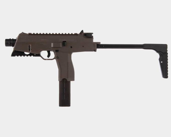 KWA KMP9R - Ranger Grey - Left Side