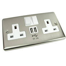 UK Wall Sockets