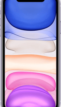 Apple iPhone 11 (128GB Purple) at £79.00 on Red (24 Month(s) contract) with UNLIMITED mins; UNLIMITED texts; 2000MB of 4G data. £50.00 a month.
