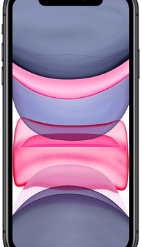 Apple iPhone 11 (256GB Black) at £39.00 on Red (24 Month(s) contract) with UNLIMITED mins; UNLIMITED texts; 6000MB of 5G data. £58.00 a month.
