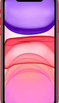 Apple iPhone 11 (256GB (PRODUCT) RED Used Grade A) at £29.00 on Red (24 Month(s) contract) with UNLIMITED mins; UNLIMITED texts; 24000MB of 5G data. £59.00 a month.