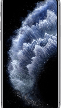 Apple iPhone 11 Pro (256GB Space Grey Used Grade A) at £129.00 on Red (24 Month(s) contract) with UNLIMITED mins; UNLIMITED texts; 6000MB of 5G data. £66.00 a month.