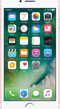 Apple iPhone 7 (32GB Rose Gold Used Grade A) at £19.00 on Red (24 Month(s) contract) with UNLIMITED mins; UNLIMITED texts; 6000MB of 5G data. £30.00 a month.