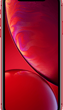 Apple iPhone XR (64GB (PRODUCT) RED) at £49.00 on Red (24 Month(s) contract) with UNLIMITED mins; UNLIMITED texts; 6000MB of 5G data. £46.00 a month.