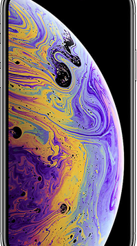 Apple iPhone XS (256GB Silver Used Grade A) at £49.00 on Red with Entertainment (24 Month(s) contract) with UNLIMITED mins; UNLIMITED texts; 24000MB of 5G data. £78.00 a month.
