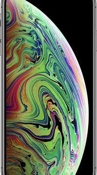 Apple iPhone XS (256GB Space Grey Used Grade A) at £99.00 on Red (24 Month(s) contract) with UNLIMITED mins; UNLIMITED texts; 6000MB of 5G data. £66.00 a month.