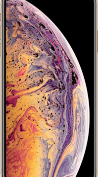 Apple iPhone XS (64GB Gold Used Grade A) at £49.00 on Red (24 Month(s) contract) with UNLIMITED mins; UNLIMITED texts; 24000MB of 5G data. £63.00 a month.