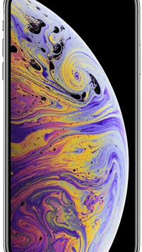 Apple iPhone XS (64GB Silver Used Grade A) at £29.00 on Unlimited (24 Month(s) contract) with UNLIMITED mins; UNLIMITED texts; UNLIMITEDMB of 5G data. £70.00 a month.