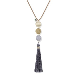Boho Betty Tassel Necklace