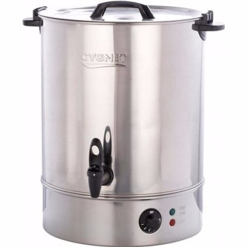 Burco Cygnet 30L Electric Water Boiler - Stainless Steel