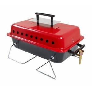 Crusader Gordon Portable Gas Barbecue With Folding Legs