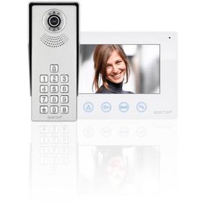 ESP Aperta Single Way Colour Video Door Entry System Kit With Keypad
