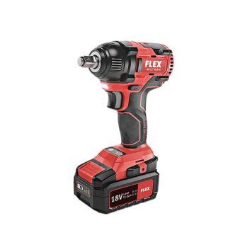 Flex Power Tools IW 1/2 18.0-EC Brushless Impact Wrench 18V 2 x 5.0Ah Li-ion