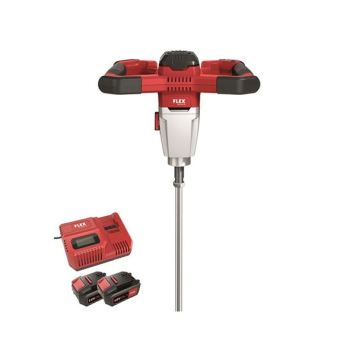 Flex Power Tools MXE 18.0-EC Cordless Mixer 18V Bare Unit