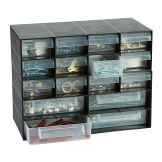 Garland Multi Drawer Cabinet - 16 Drawer