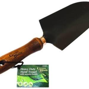 Green Blade Heavy Duty Hand Trowel