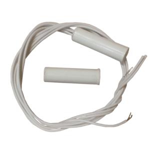 Knight Grade 2 4 Wire White Flush Fit Pencil Door Window Alarm Contact