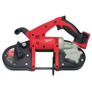 Milwaukee Power Tools HD18 BS-402 Bandsaw 18V 2 x 4.0Ah Li-ion