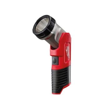 Milwaukee Power Tools M12 TLED-0 LED Torch 12V Bare Unit