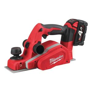 Milwaukee Power Tools M18 BP-402C Planer 18V 2 x 4.0Ah Li-ion