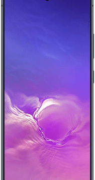 Samsung Galaxy S10 Lite (128GB Prism Black Used Grade A) at £29.00 on Red (24 Month(s) contract) with UNLIMITED mins; UNLIMITED texts; 24000MB of 5G data. £39.00 a month.
