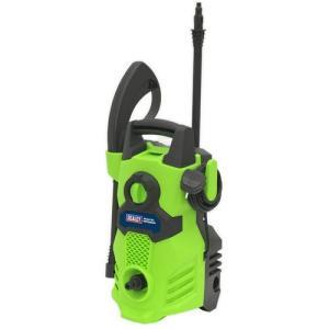 Sealey 105 Bar Hi-Vis Green Pressure Washer with TSS