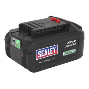 Sealey 20V 3Ah Li-Ion Battery for CP20V Series