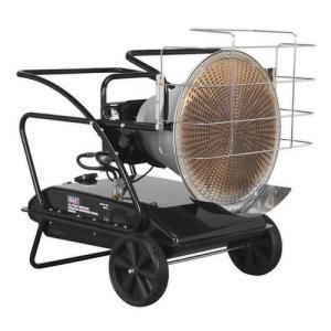 Sealey 37kW Infrared Paraffin & Diesel Space Heater