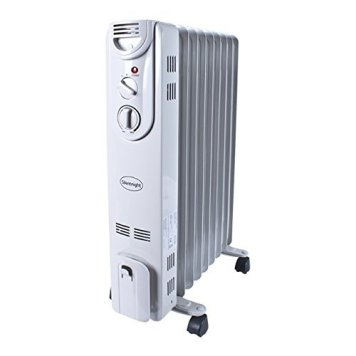 Silent Night 2Kw 9 Fin Oil Filled Radiator