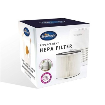 Silent Night Filter Replacement for Air Purifier