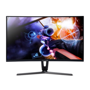 AOPEN HC1 Curved Gaming Monitor | 27HC1RP | Black